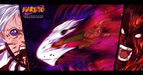 film naruto gai vs madara gai vs madara by salim202 daily anime art