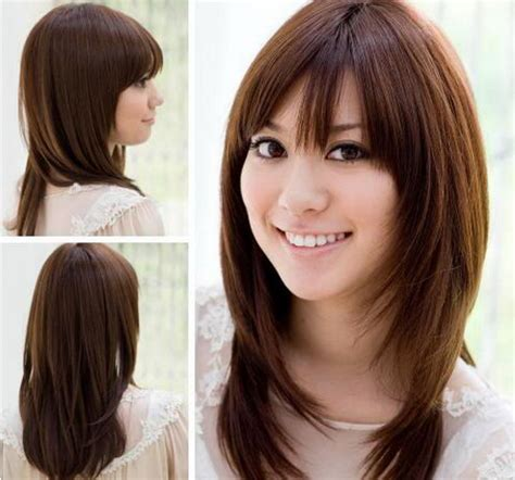 japanese hairstyle and colour 2015 korean shoulder length hairstyles 2017 celebrity