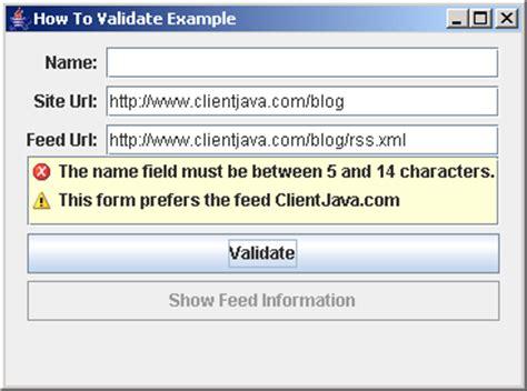 builder pattern java validation validation how to exle data validation 171 swing
