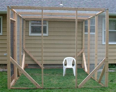 backyard cat enclosure outdoor cat enclosure pets pinterest things to diy