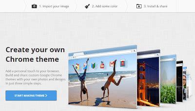 chrome theme resize how to create google chrome theme in 5 minutes