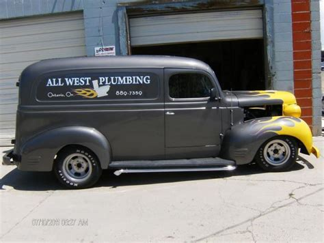 Vintage Plumbing Houston by 72 Best Images About Panel Trucks On Cars
