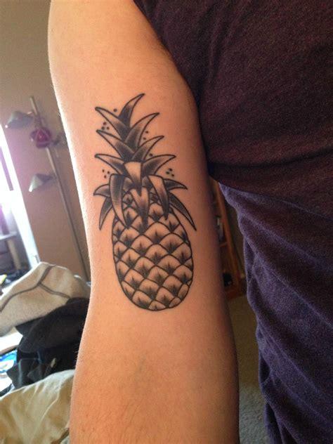 my healed pineapple tattoo imgur