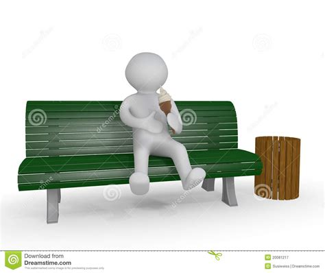 park bench productions on the park bench royalty free stock photography image