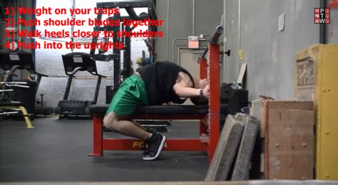 bench press on ground how to improve your bench press arch powerliftingtowin