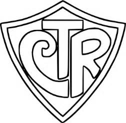 ctr shield coloring page becca allred graphics 187 choose the right