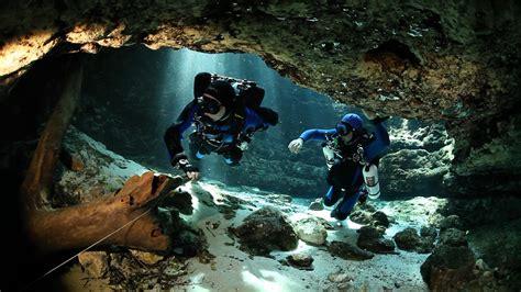 cave diving in florida scuba diver life