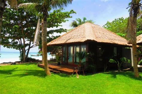 island bungalow mali resort on koh lipe island pattaya