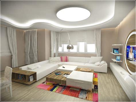 asma tavan ev dekorasyon ceilings salons - Asma Tavan