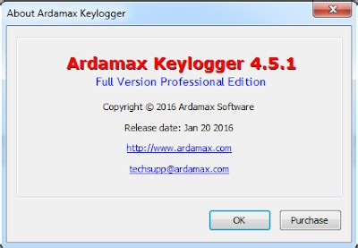 ardamax keylogger full version with crack ardamax keylogger 4 5 full serial esp 237 a pc invisible