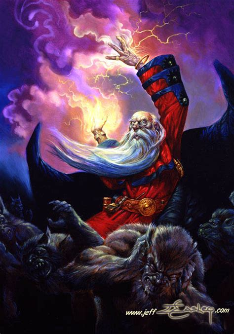 Images Jeff Easley by Jeff Easley Boccob S Blessed