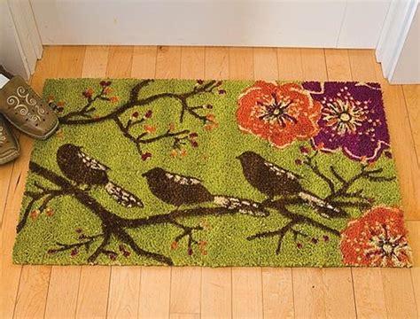 Bird Doormat by 5 Tips On Choosing The Suitable Front Door Mat Or Rug