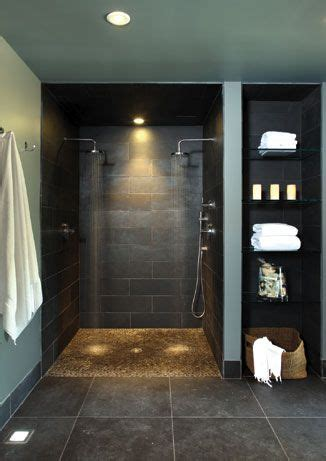 open shower ideas 25 incredible open shower ideas