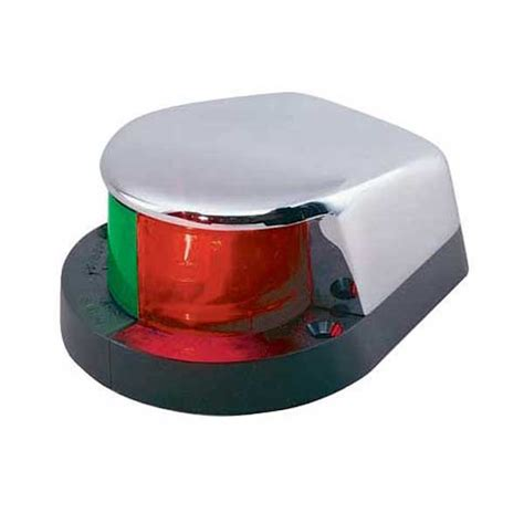 perko bow light socket perko deck mount bi color navigation light marine