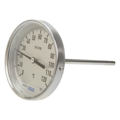 Termometer Bimetal bimetall thermometer wika a52 100 3904199 automation24