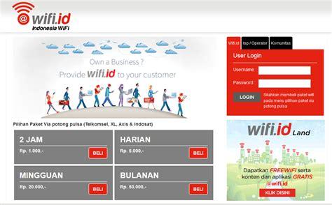 merubah home page wifi id welcome page menjadi homespot