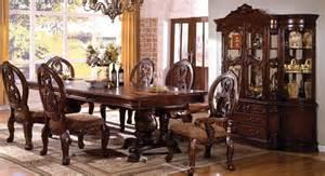 Tuscany Dining Room Cm3845p Tuscany I Dining Room W Options
