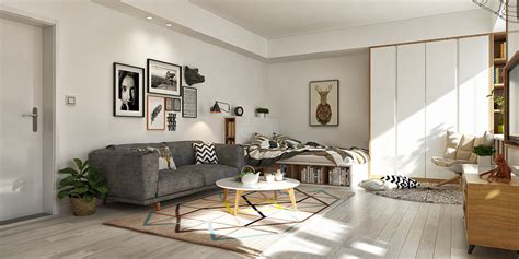 muji interior design applying a scandinavian home interior design with an
