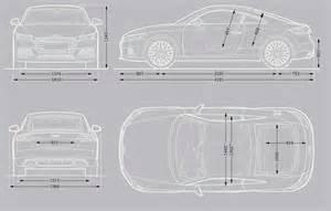 Audi Tt Dimensions Audi Tts Coup 233 Audi Uk