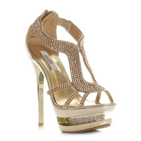 gold platform prom shoes 163 39 99 wedding and prom shoes
