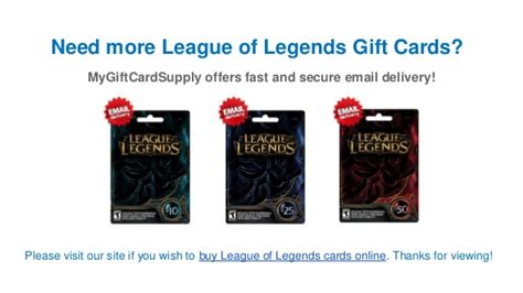 Riot Gift Card - how to redeem a league of legends riot card