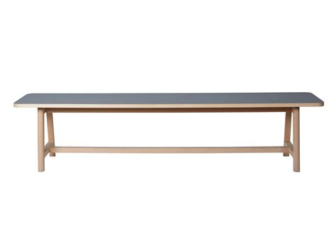 framing a bench seat frame bench by hay stylepark