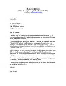director cover letter sle sle letter for cleaning services cover