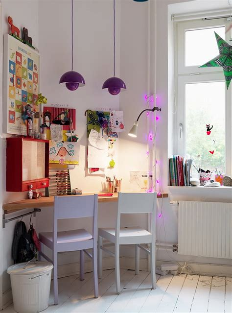Child Corner Desk 50 Most Beautiful Nordic Style Workspaces