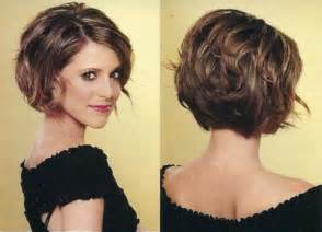 tapered bobs for wavy hair on a square hair 25 best ideas about layered bob short on pinterest