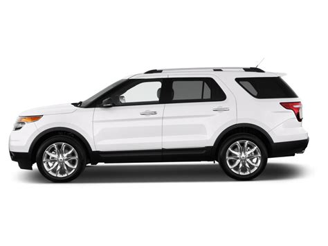 Ford Explorer Xlt 2013 by Image 2013 Ford Explorer Fwd 4 Door Xlt Side Exterior