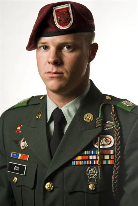 Faces Of The Fallen A Sgt Nathan W Cox Faces Of The Fallen The Washington Post