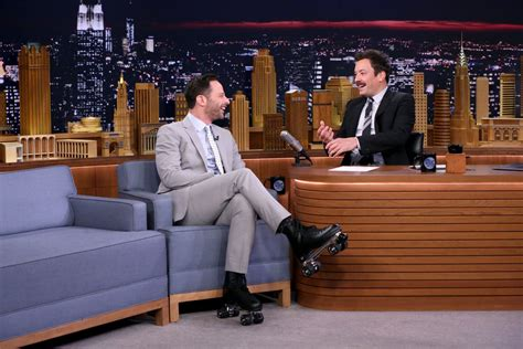 nick kroll jimmy fallon interview haim performs quot want you back quot on jimmy fallon s quot tonight