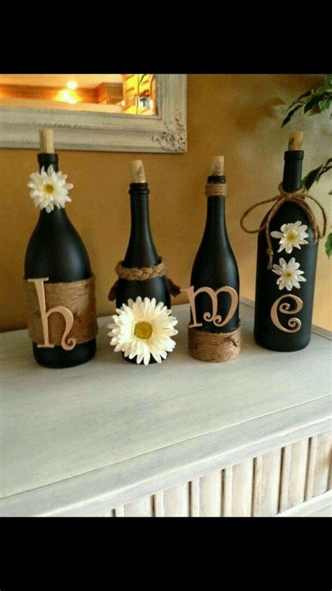 wine decorations for the home 25 best ideas about homemade home decor on pinterest