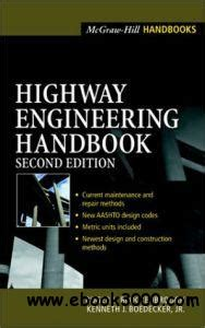 handbook of semiconductor manufacturing technology second edition books highway engineering handbook second edition free ebooks