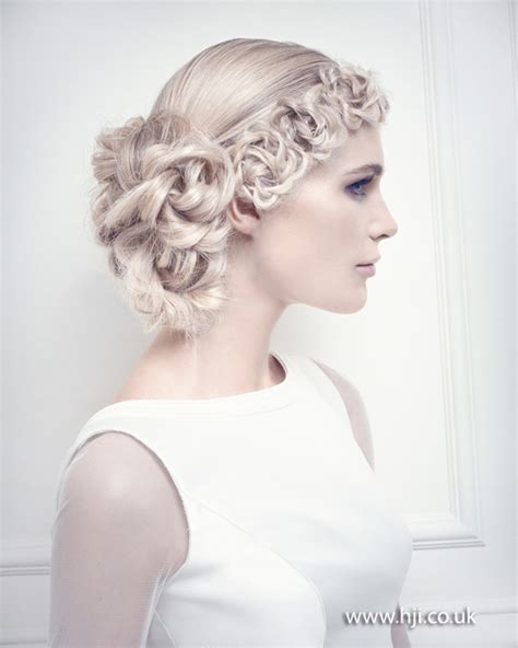 blonde hairstyles 2015 uk side bridal updo