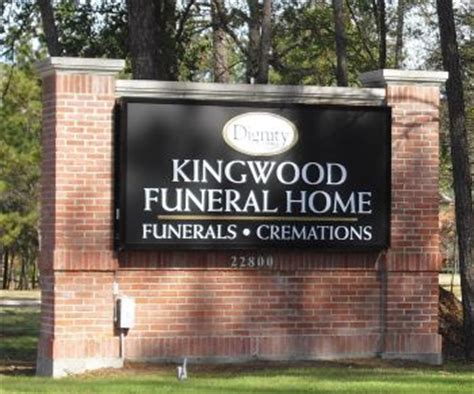 kingwood funeral home mike michael dunbar kingwood