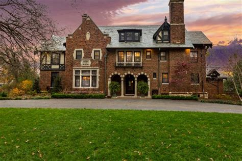 midwest mansion  beautiful brick exterior  hgtv