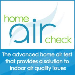 at home air quality testing kits with home air check