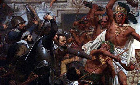resa hernan cortes aztekernas historia ursprungsfolk och minoriteter