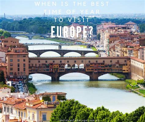 when is the best time of year to travel to europe