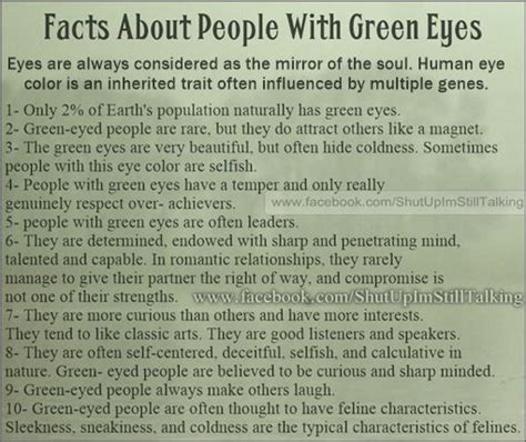 facts about the color green best 25 green eyes facts ideas on pinterest brown eyes