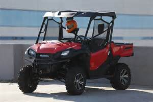 Pioneer Honda 2016 Honda Pioneer 1000 16 Atvconnection