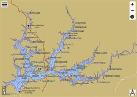 lake shasta boating lake shasta fishing map us ub ca lakeshasta nautical