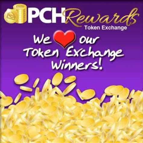Redeem My Pch Tokens - pch tokens exchange and win at pch com redeem