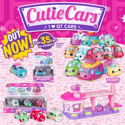 Ready Shopkins Cutie Cars Car shopkins news don t miss a thing in the world of shopkins
