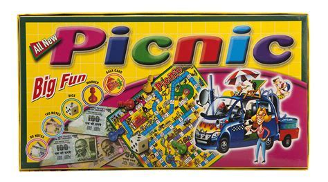 Buy Picnic Game Small Online In India ? Kheliya Toys