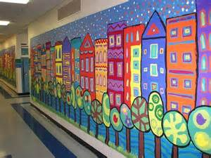 Wall Murals For Schools school mural classroom ideas pinterest