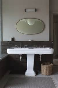 Reproduction Sconces 20 Sweet Bathrooms With Pedestal Sinks Messagenote