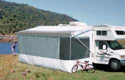 rv awnings screen rooms by carefree 20 add a room white