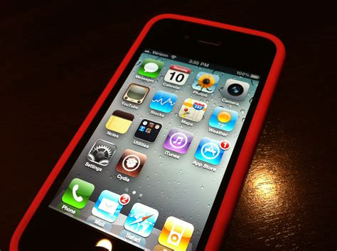 a iphone 4 verizon iphone 4 review imore